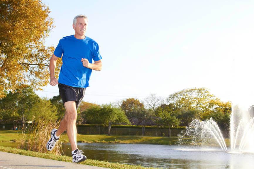 Физическая активность при простатите (бег, плавание, гимнастика)