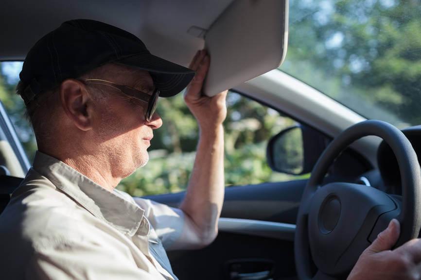 Вождение автомобиля и простатит