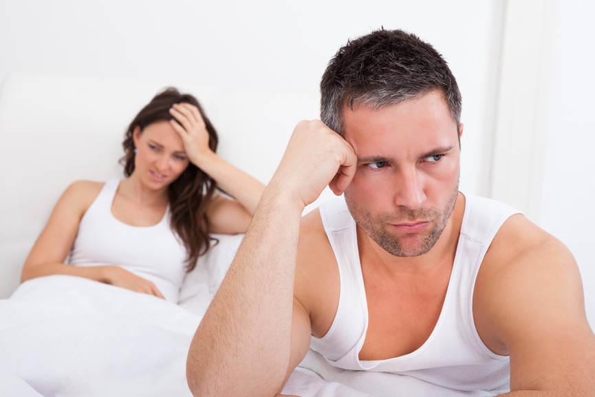 Отсутствие секса и простатит